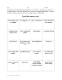 Get to Know You Student Scavenger Hunt