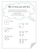 Get to Know You with Dice