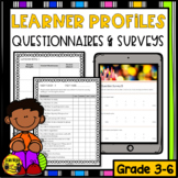 Learner Profiles & Surveys
