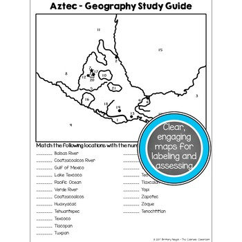 Get to Know the Aztecs: Geography