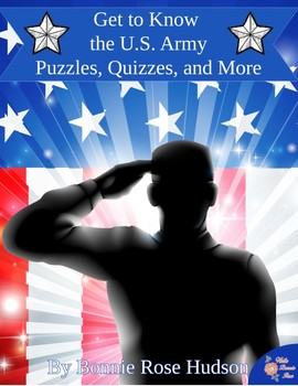 Get to Know the U.S. Army: Puzzles, Quizzes, and More