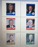 Get to know all four candidates flip book