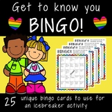 Get to Know You Bingo! An Icebreaker Activity