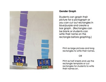 Get to know you graphs and game