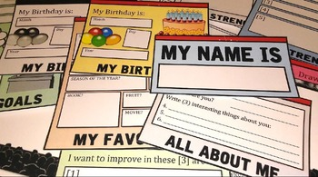 Get to know your students: Interactive Flipbook