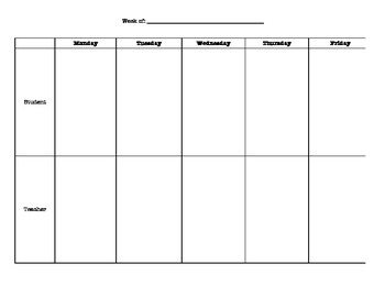 Get to know your students with this Conversation Log!