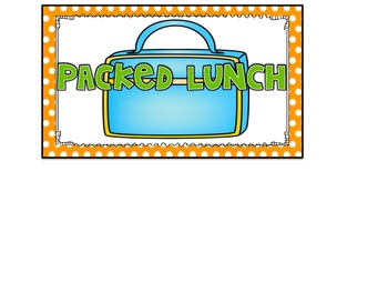 Get your LUNCH on!