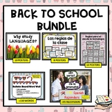 Get your classroom ready BUNDLE