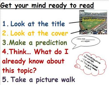 Get your mind ready to read