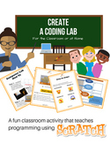 GetMeCoding: Easy To Follow Coding Lab Activity - Perfect
