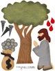 Gethsemane & Golgatha {New Testament Interactive Bible Storytelling Printables}