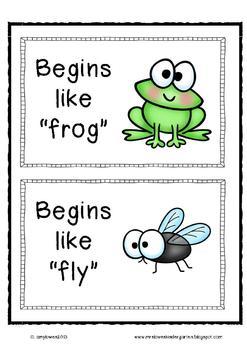 Gettin' Buggy & Feelin' Froggy Math and Literacy Unit