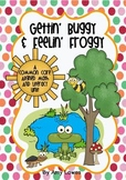 Gettin' Buggy & Feelin' Froggy Math and Literacy Unit