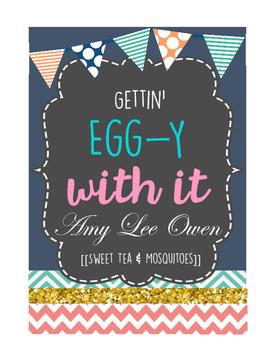 Gettin' Egg-y with It