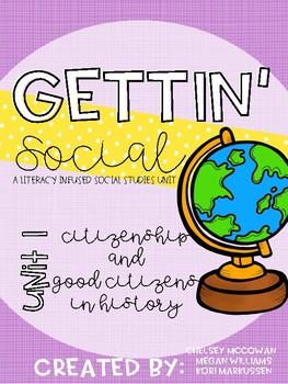 Gettin' Social Unit 1- Citizenship
