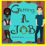 Getting a Job Social Life Skills Vocational CBI SPED/Autism/ELD
