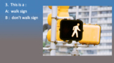 Getting Around: Use a Crosswalk; Take a Bus
