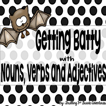 Getting Batty with Nouns, Verbs and Adjectives