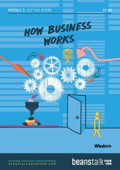 Getting Beans - How Business Works Wisdom Pack
