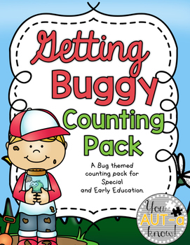 Getting Buggy Counting Pack 1-10
