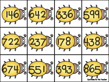 Getting Buggy Math Centers