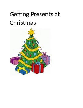 Getting Christmas presents
