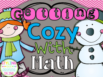 Getting Cozy with Math! Centers for Struggling Skills!