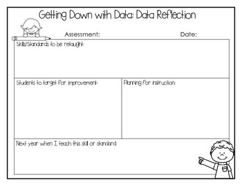 Getting Down with Data-Resources for Recording Student Data