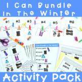 Winter Activity Set- Getting Dressed