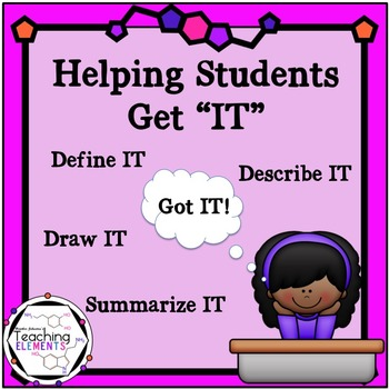 """Helping Students Understand """"IT"""""""