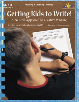 Getting Kids to Write!