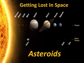 Getting Lost In Space: ASTEROIDS