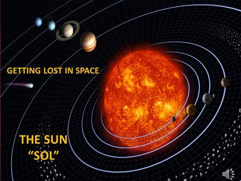 Getting Lost In Space: The Sun (Sol)