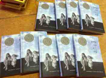 Getting Near to Baby by Audrey Coulombis - 9 copies for Li