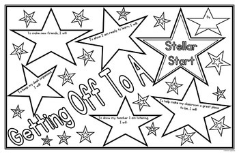 Getting Off to a Stellar Start - A September Plan For Success Poster