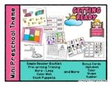 Getting Ready - Mini Preschool Theme - Back to School / Ad