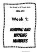 Getting Ready for 4th Grade Math (8-week SUMMER Program) - No Prep - FREE VIDEOS