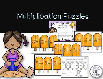 Getting Ready for 4th Grade Math Centers (3rd grade)