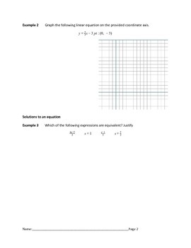 Getting Ready for Arithmetic Sequences Lesson 5 of 10