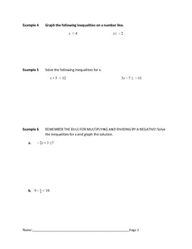 Getting Ready for Arithmetic Sequences Lesson 9 of 10