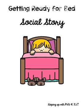 Getting Ready for Bed Social Story