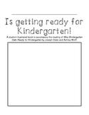 Getting Ready for Kindergarten Booklet