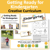 Getting Ready for Kindergarten (Creative Curriculum)