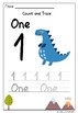 Getting Ready for Preschool Dinosaur and Monster Pack