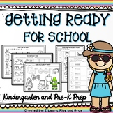 Summer Packet Kindergarten Readiness or Review