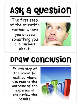 Getting Ready for Science Science Vocabulary Cards (Large)