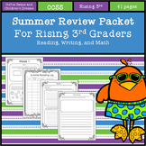 Summer Review Packet Second Grade