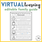 Getting Ready for Virtual Learning Family Guide | Tips for
