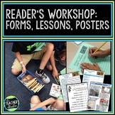 Reader's Workshop Forms, Posters, Lessons, and More Help for Independent Reading
