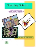 Back to School in Kindergarten to 12th Grade in Visual Arts